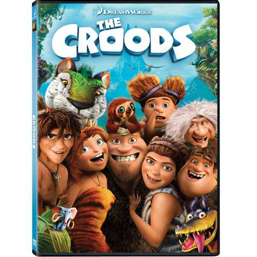 The Croods (Widescreen)