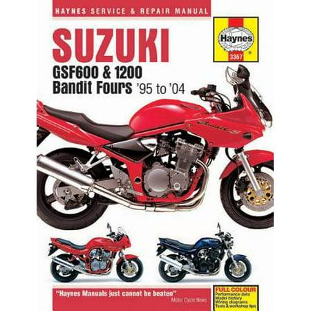 Suzuki : Gsf600, 650 & 1200 Bandit Fours