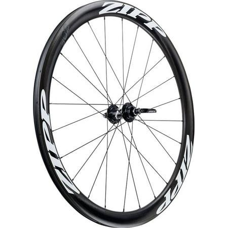Zipp 302 Carbon Clincher Disc Brake Front Wheel 700c 24 Spokes 76D V1 White