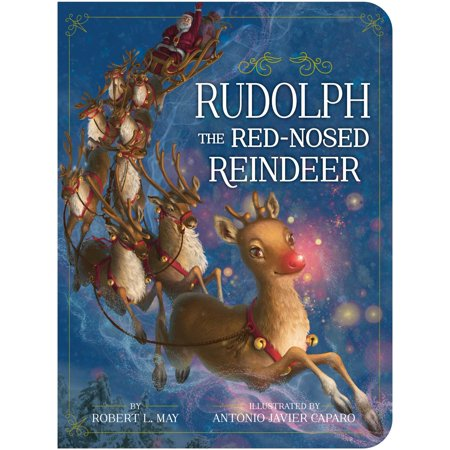 Rudolph the Red-Nosed Reindeer (Board Book)