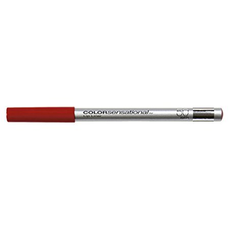 - Maybelline New York ColorSensational Lip Liner, Red 50, 0.04 Ounce
