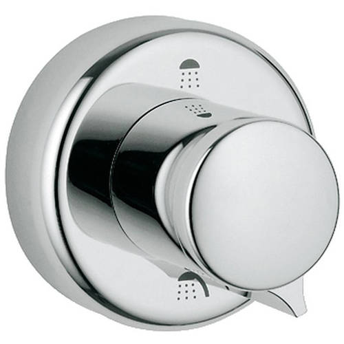 Grohe 45433000 Escutcheon, Chrome