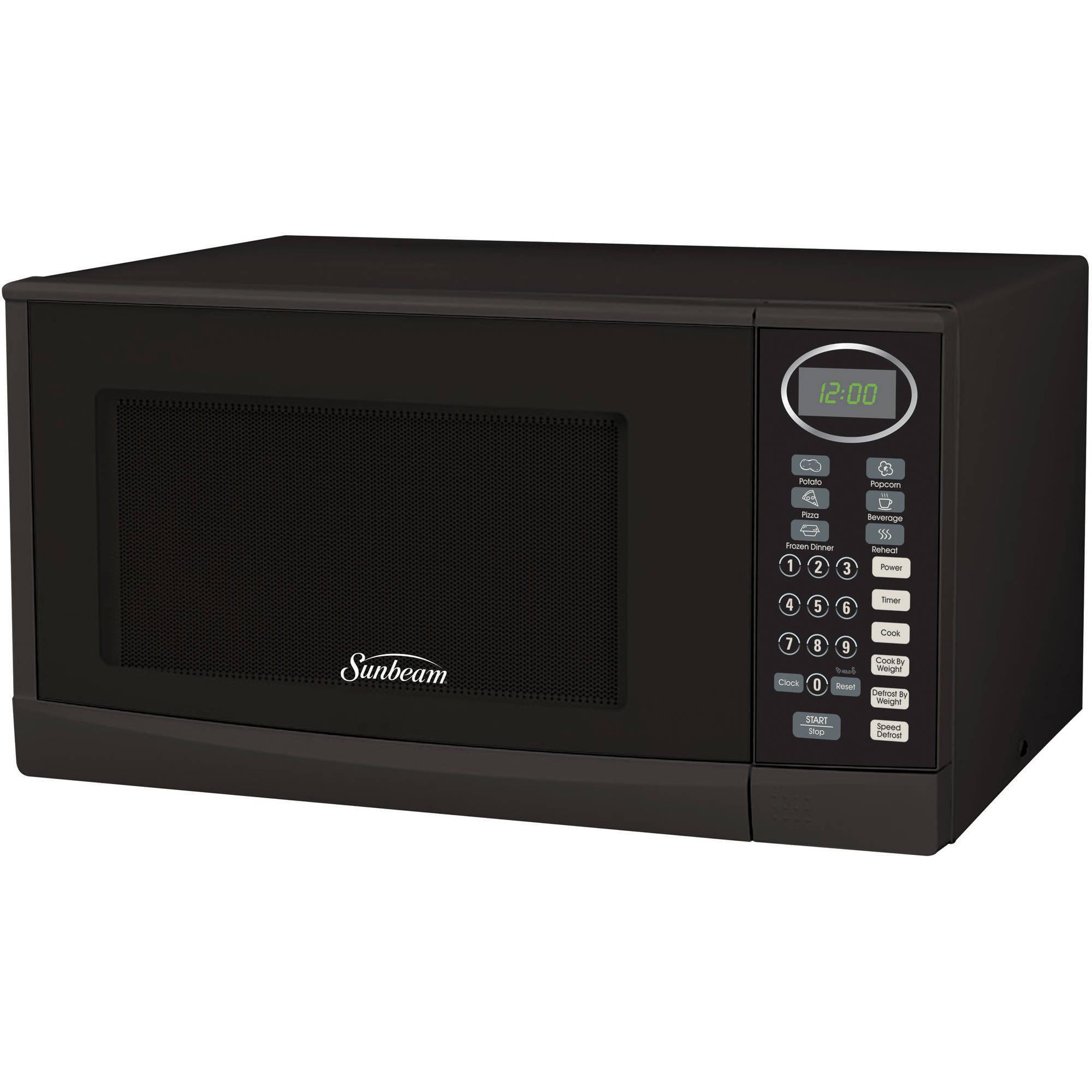 Sunbeam 1 Cu Ft Digital Microwave