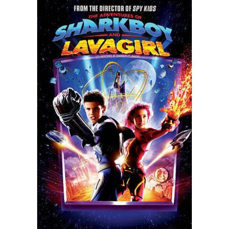 ADVENTURES OF SHARKBOY AND LAVA GIRL IN 3-D [DVD] [CANADIAN]](Shark Boy)