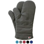 Best Oven Mitts - BIG RED HOUSE Oven Mitts, with the Heat Review