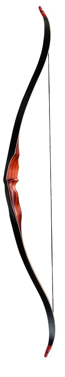 "Ragim Archery Recurve Bow Black Bear Right Hand 58""45 Lb Draw by Ragim Archery"