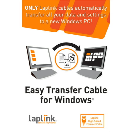 Laplink Easy Transfer Cable for Windows (1 Use) (Windows Password Recovery Tool For Windows 8)
