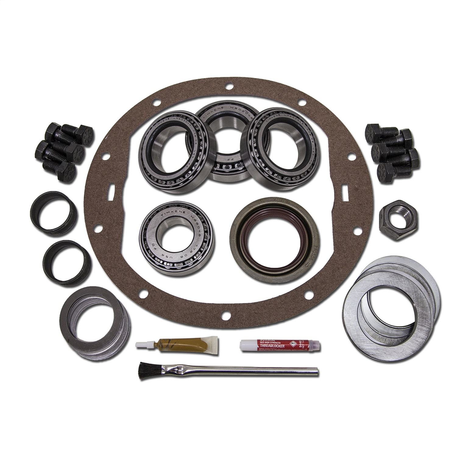 Yukon Gear YK GM8.6-A Master Kit Differential Ring and Pinion Installation Kit - image 1 de 1