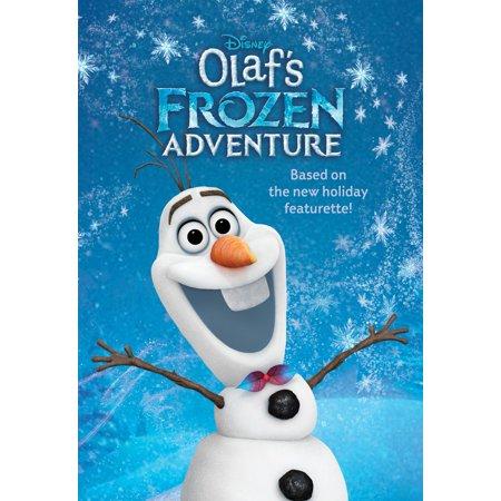 Olafs Frozen Adventure Deluxe Junior Novelization  Disney Frozen
