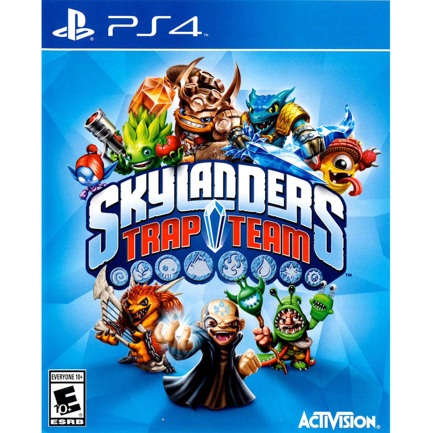 Skylanders: Trap Team (Game Only) (PS4) - Pre-Owned