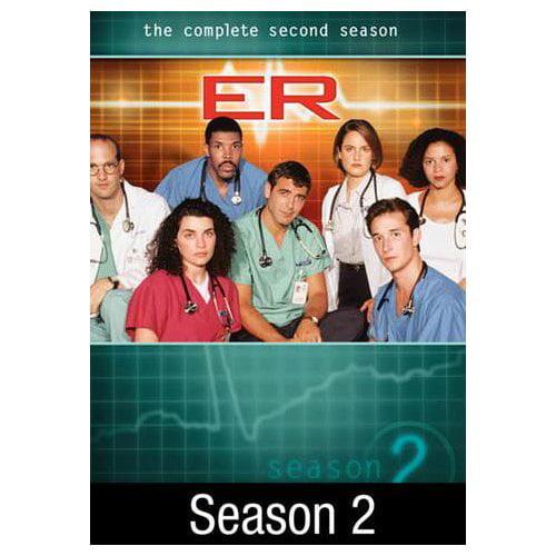 ER: Season 2 (1995)