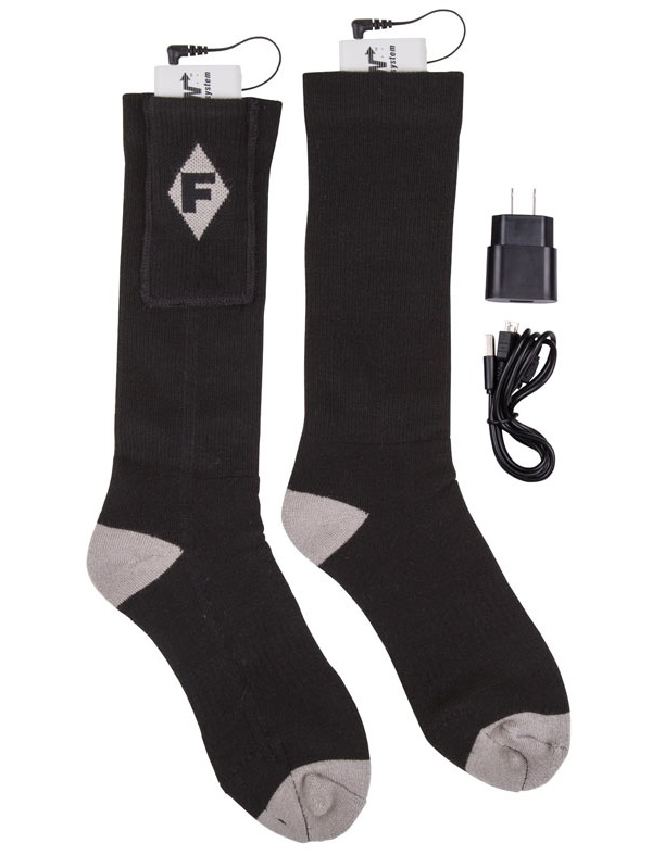 Flambeau Inc. Heated Socks Small by Heated Socks