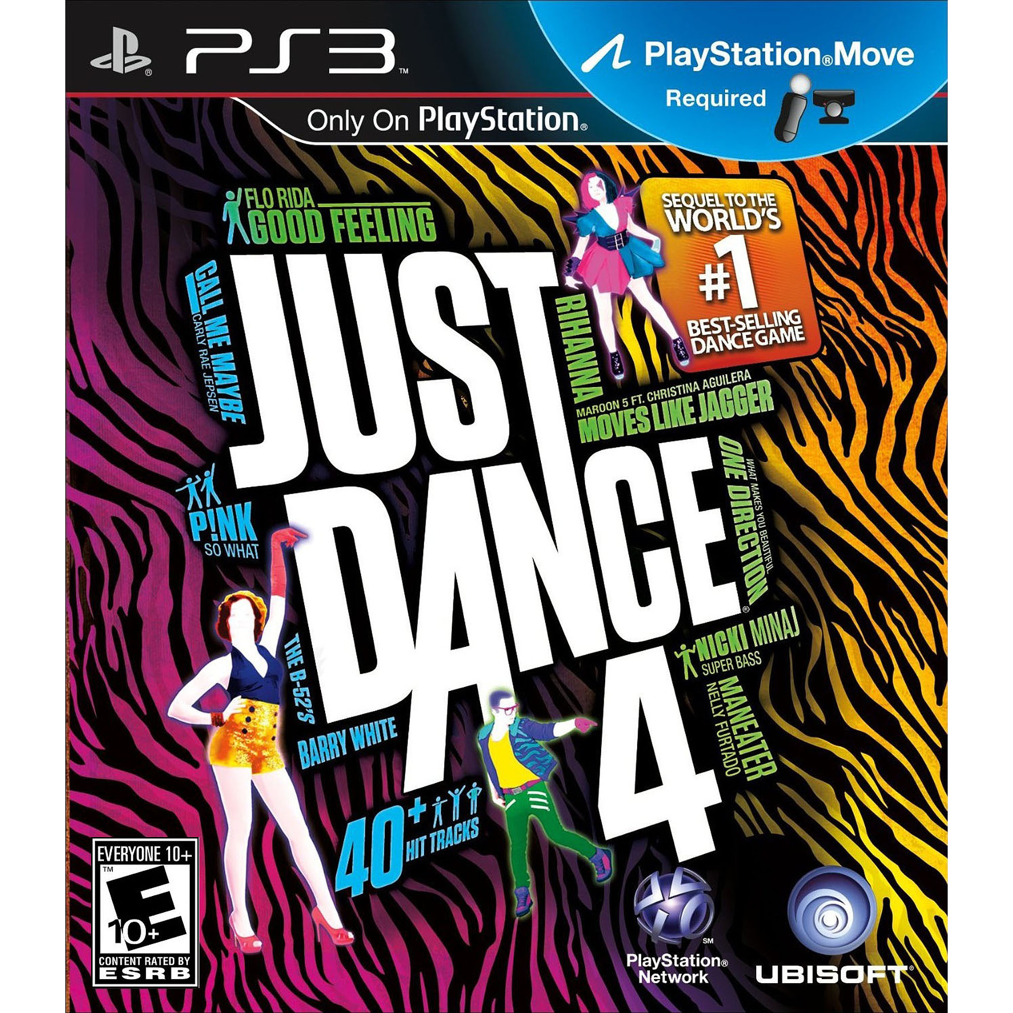 Just Dance 4 (PS3) - Pre-Owned