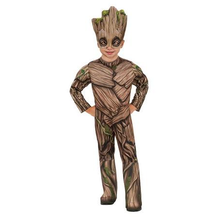 Guardians of the Galaxy Vol. 2 - Groot Deluxe Toddler - Baby Groot Halloween Costume