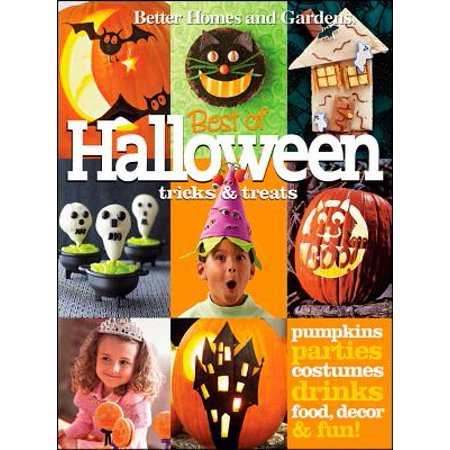 Halloween Tricks & Treats (Better Homes and Gardens)