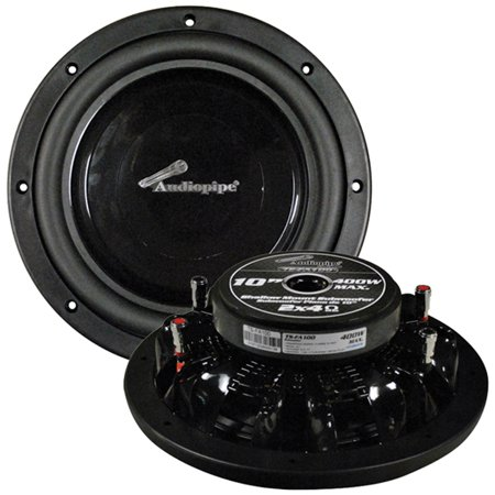 Mounted Loudspeakers (10 Inch Shallow Mount 400w Car Woofer Audio Loudspeaker Woofer For Sound System )