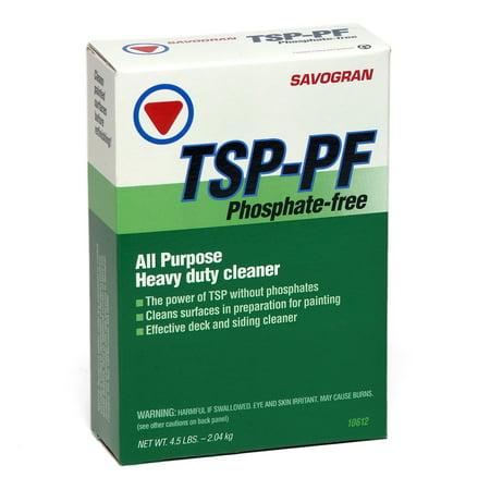 Savogran 10612 4.5lb TSP-PF All-Purpose Heavy Duty Washing