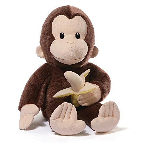 Gund 75th Anniversary Curious George by Curious George