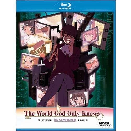 The World God Only Knows: The Complete Collection (Blu-ray)