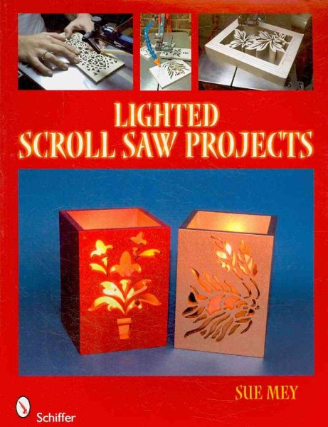 Lighted Scroll Saw Projects by