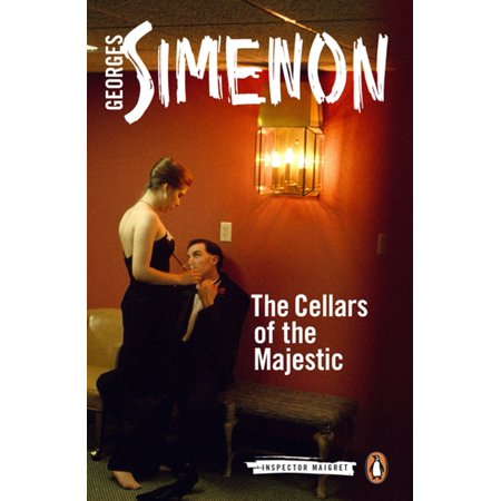 The Cellars of the Majestic - eBook