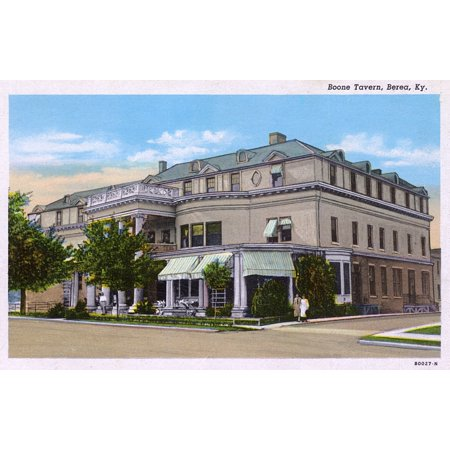 Boone Tavern Hotel Berea Kentucky Usa Poster Print By Mary Evans Pharcide