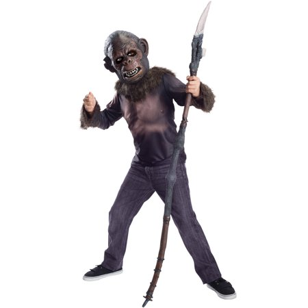 Dawn of The Planet of The Apes Movie Koba Child Size Halloween Costume](Planet Apes Halloween Costume)