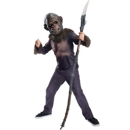 Dawn of The Planet of The Apes Movie Koba Child Size Halloween Costume](Planet Costumes)