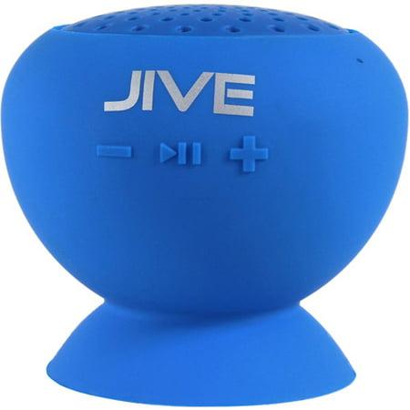 Pc Treasures Lyrix Jive Water Resistant Bluetooth Speaker  Assorted Colors