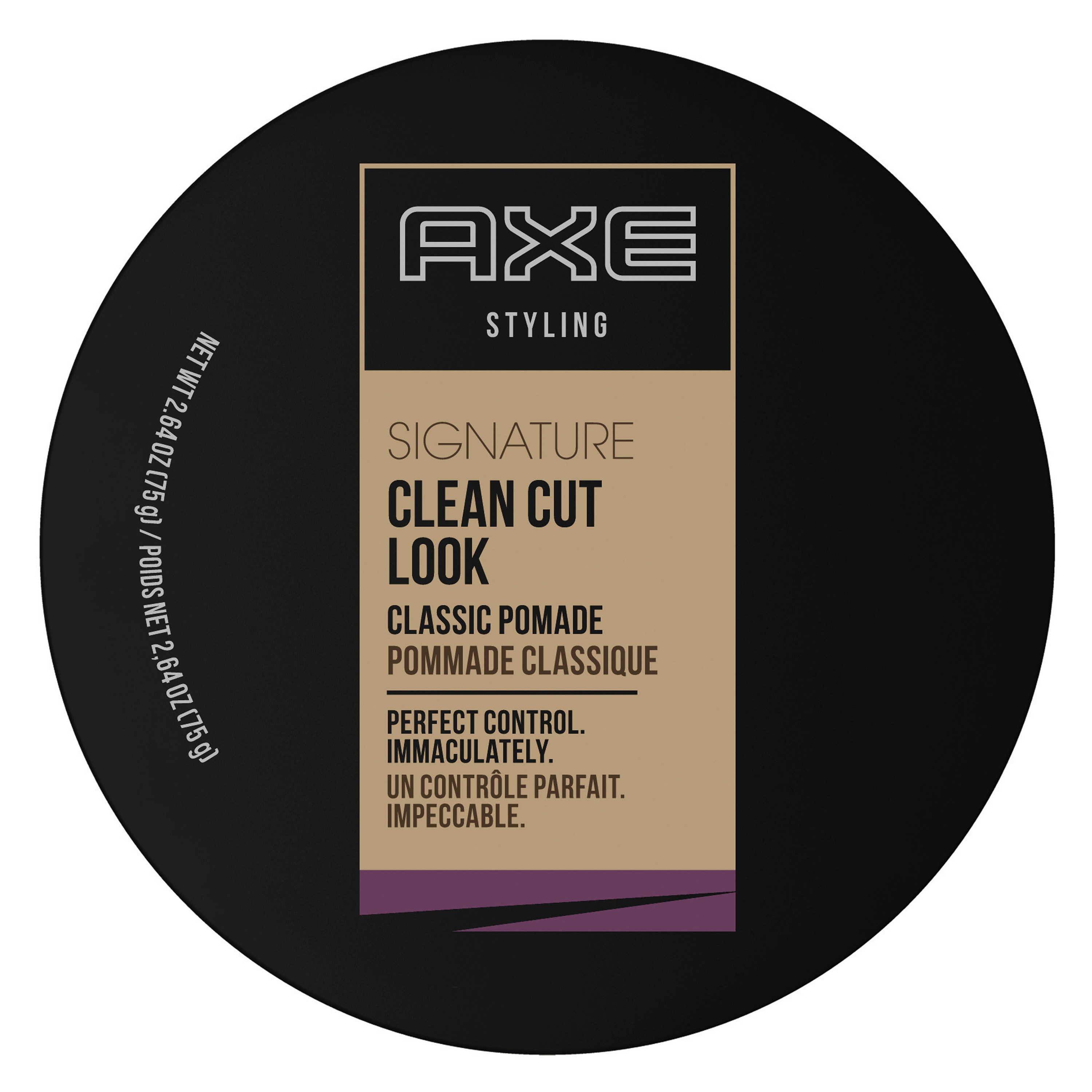 AXE Clean Cut Look Hair Pomade Classic 2.64 oz