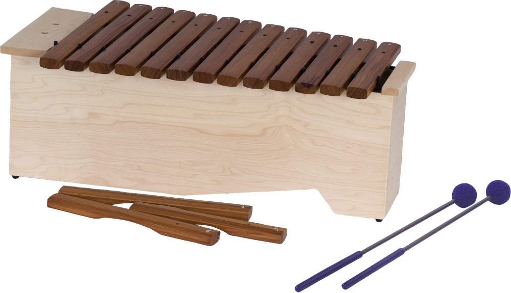 Lyons Diatonic Alto Xylophone with Mallets by Lyons