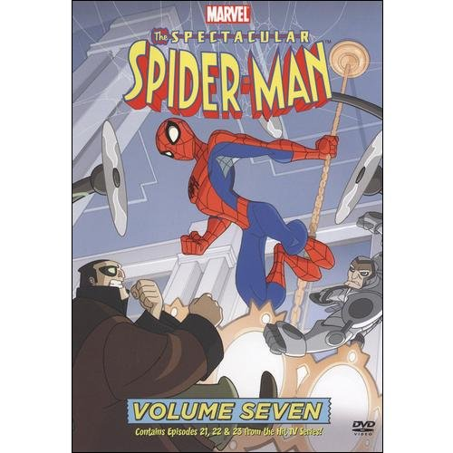 The Spectacular Spider-Man: Volume 7 (Widescreen)