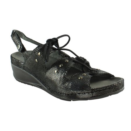 Wolky Jewel (Wolky Womens Bombi Black Sandals Size)