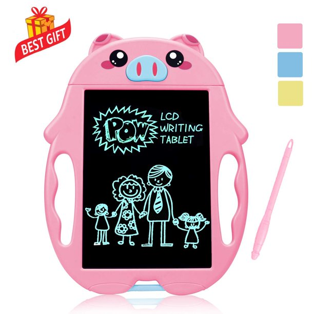Mycaron Girl Toys for 3-6 Year Old Girls Gifts,LCD Doodle ...