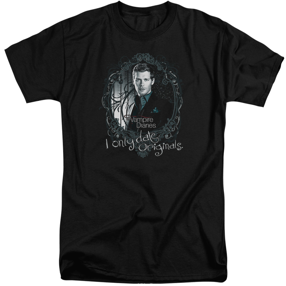 Vampire Diaries Originals Mens Big and Tall Shirt