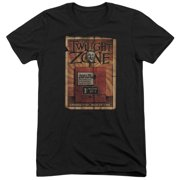 Twilight Zone Seer Mens Tri-Blend Short Sleeve Shirt