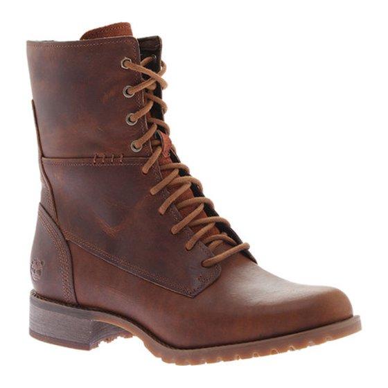 e1a8306d Timberland - Women's Banfield Mid Lace Leather Boot - Walmart.com