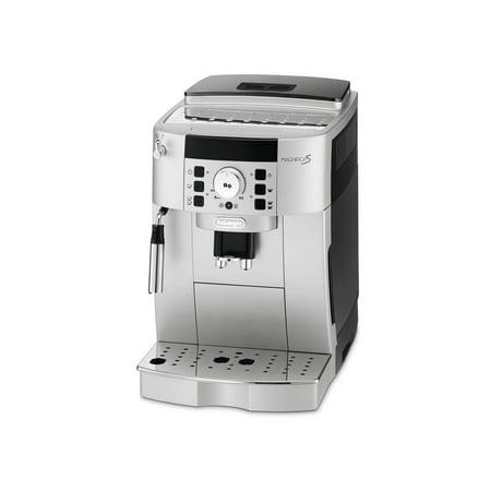 DeLonghi Magnifica S Compact Automatic Cappuccino, Latte and Espresso Machine - ECAM22110SB (Certified Refurbished)
