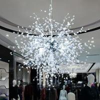 Modern LED Firework Pendant Ceiling Light Lamp Dandelion Chandelier Home Decor