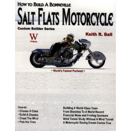 How to Build a Bonneville Salt Flats Motorcycle (Best Custom Motorcycle Builders)