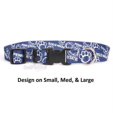 Penn State Nittany Lions Nylon Collar - X-Small