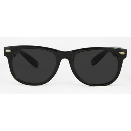 Unisex Halloween Blues Glasses - Halloween Glass Scatters