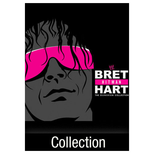 """WWE: Bret """"Hit Man"""" Hart: The Dungeon Collection (1979)"""