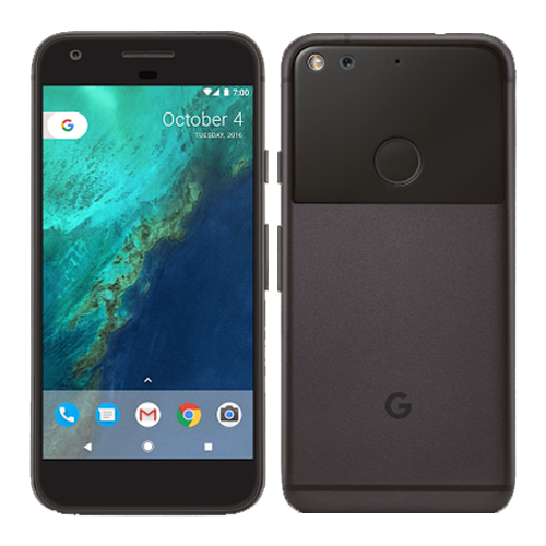 Google Pixel Verizon Wireless Fully Unlocked 32GB - Quite Black (Certified Refurbished, Good Condition)