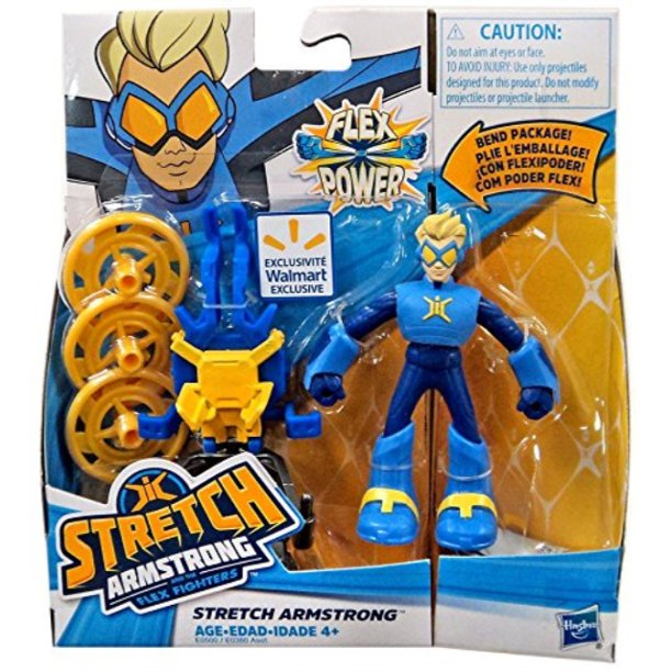 Stretch Armstrong Stretch Figure 4 Walmart Com Walmart Com