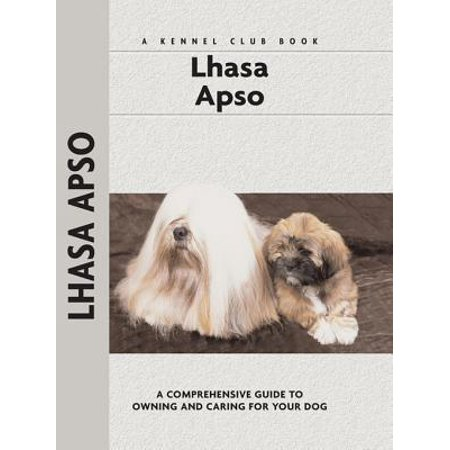 Lhasa Apso - eBook (Lhasa Apso Hair)