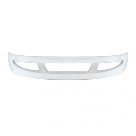 Chrome International 02+ Durastar Bumper - Large Tow (Valley Chrome Bumper)