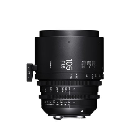 Sigma 105mm T1.5 FF High-Speed Prime Lens for Canon EF