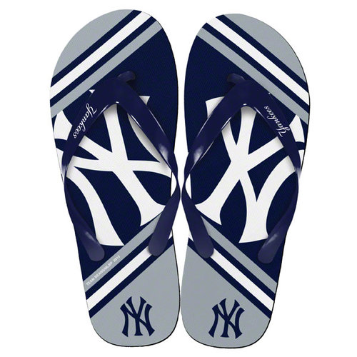MLB - New York Yankees Unisex Big Logo Flip Flop