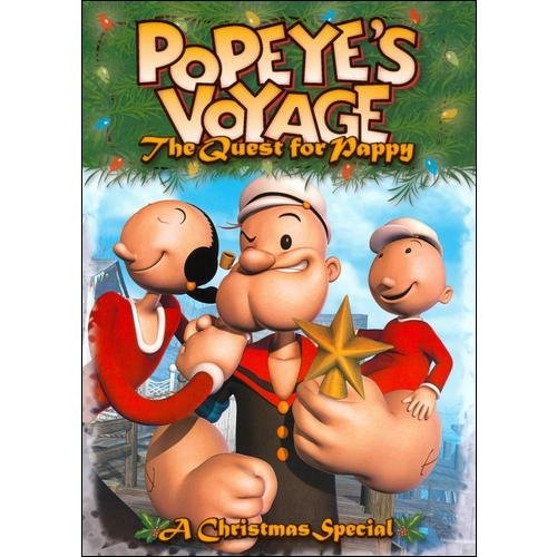 Popeye's Voyage: The Quest For Pappy (Full Frame)